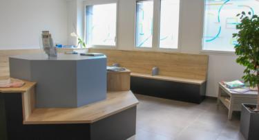 construction espace de santé rezé