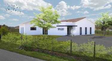 création maison médicale pluridisciplinaire